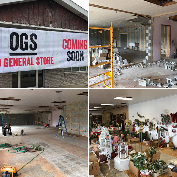Old General Store is Relocating!